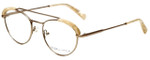 Kendall + Kylie Designer Eyeglasses Shayne KKO132-780 in Rose Gold 50mm :: Rx Bi-Focal