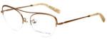 Kendall + Kylie Designer Eyeglasses Marianna KKO138-780 in Rose Gold 51mm :: Rx Bi-Focal