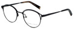 Kendall + Kylie Designer Eyeglasses Samara KKO139-001 in Black 49mm :: Rx Bi-Focal