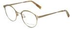 Kendall + Kylie Designer Eyeglasses Samara KKO139-718 in Light Gold 49mm :: Rx Bi-Focal