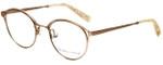 Kendall + Kylie Designer Eyeglasses Samara KKO139-780 in Rose Gold 49mm :: Rx Bi-Focal