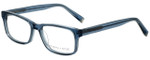 Kendall + Kylie Designer Eyeglasses JaneKKO120-467 in Blue 53mm :: Rx Single Vision