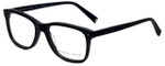 Kendall + Kylie Designer Eyeglasses GiaKKO121-002 in Black 53mm :: Rx Single Vision