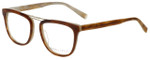 Kendall + Kylie Designer Eyeglasses KieraKKO133-238 in Honey 51mm :: Rx Single Vision