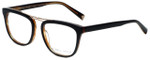Kendall + Kylie Designer Eyeglasses KieraKKO133-001 in Black 51mm :: Progressive