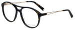 Kendall + Kylie Designer Reading Glasses AmeliaKKO128-018 in Black 56mm