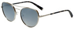 Kendall + Kylie Designer Sunglasses Reese KK4025-045 in Silver Moonglow 54mm