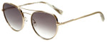 Kendall + Kylie Designer Sunglasses Reese KK4025-718 in Light Gold Dune 54mm