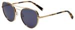 Kendall + Kylie Designer Sunglasses Reese KK4025-770 in Gold Tokyo Tortoise 54mm