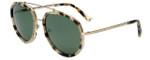 Kendall + Kylie Designer Sunglasses Jules KK5005-106 in Crystal Speckle Demi 58mm