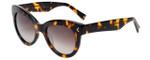 Kendall + Kylie Designer Sunglasses Charli KK5007-215 in Demi 52mm