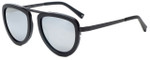 Kendall + Kylie Designer Sunglasses Jones KK5009-002 in Matte Black 53mm