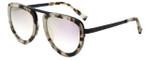 Kendall + Kylie Designer Reading Glasses Jones KK5009-106 in Snow Lepoard Demi 53mm