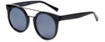 Kendall + Kylie Designer Sunglasses Adrianna KK5014-001 in Black Gunmetal 52mm