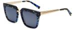 Kendall + Kylie Designer Sunglasses Karissa KK5017-407 in Sapphire Tortoise 54mm