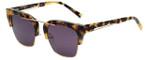 Kendall + Kylie Designer Sunglasses Cosette KK5030-281 in Tokyo Tortoise 51mm