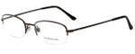 Ralph Lauren Polo Designer Eyeglasses PH1142-9013-51 in Shiny Brown 51mm :: Custom Left & Right Lens