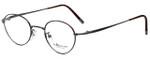 Ralph Lauren Polo Designer Eyeglasses Polo-441-4CF in Gunmetal 45mm :: Custom Left & Right Lens