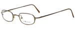 Ralph Lauren Polo Designer Eyeglasses Polo-473-X36 in Gold 44mm :: Custom Left & Right Lens
