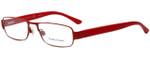 Ralph Lauren Polo Designer Eyeglasses PH1133-9243 in Matte Red 52mm :: Rx Single Vision