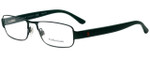 Ralph Lauren Polo Designer Eyeglasses PH1133-9242 in Matte Dark Green 54mm :: Progressive