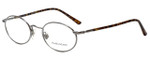 Ralph Lauren Polo Designer Eyeglasses PH1121-9213 in Gunmetal 49mm :: Rx Bi-Focal