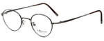 Ralph Lauren Polo Designer Eyeglasses Polo-441-4CF in Gunmetal 45mm :: Rx Bi-Focal