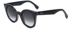 Fendi Designer Sunglasses FF0196-L1A in Grey Blue 48mm