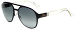 Fendi Designer Sunglasses FF0082-E1B in Black 55mm