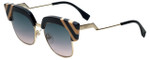 Fendi Designer Sunglasses FF0241-KB7 in Grey Pink 50mm