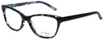 Vera Bradley Designer Eyeglasses Emerson in Blue Bayou 53mm :: Rx Single Vision