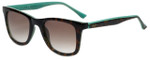 Candie's Designer Sunglasses CA1007-56F in Havana 50mm