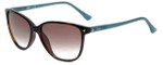 Candie's Designer Sunglasses CA1016-52F in Dark Havana 58mm