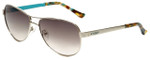 Candie's Designer Sunglasses CA1018-32F in Gold 58mm
