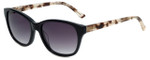 Candie's Designer Sunglasses CA1019-01B in Black 55mm
