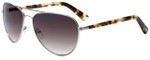 Oscar de la Renta Designer Sunglasses SSC4041-045 in Silver  59mm