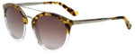 Oscar de la Renta Designer Sunglasses SSC5156-218 in Tokyo Tortoise Clear 52mm