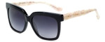Oscar de la Renta Designer Sunglasses SSC5157-001 in Black 55mm