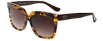 Oscar de la Renta Designer Sunglasses SSC5157-318 in Tortoise 55mm