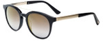 Oscar de la Renta Designer Sunglasses SSC5161-001 in Black 51mm