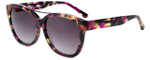 Oscar de la Renta Designer Sunglasses SSC5163-518 in Purple Tortoise 57mm