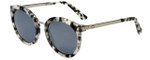 Oscar de la Renta Designer Sunglasses SSC5164-045 in Grey Tortoise 52mm
