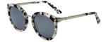 Oscar de la Renta Designer Sunglasses SSC5164-045 in Grey Tortoise 52mm