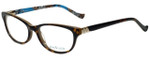 Ana & Luca Designer Eyeglasses Talia in Tortoise 53mm :: Rx Single Vision