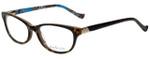 Ana & Luca Designer Eyeglasses Talia in Tortoise 53mm :: Progressive