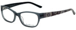 Ana & Luca Designer Reading Glasses Bianca in Grey 52mm
