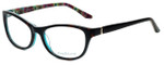 Ana & Luca Designer Reading Glasses Silvia in Tortoise 52mm