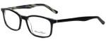 Russell Simmons Designer Eyeglasses Dizzy in Black 52mm :: Progressive
