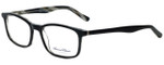 Russell Simmons Designer Reading Glasses Dizzy in Black 52mm