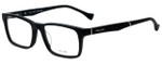 Police Designer Eyeglasses Close Up 5VPL055-0703 in Matte Black 53mm :: Rx Single Vision